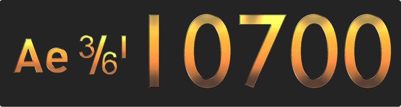 Projet 10700